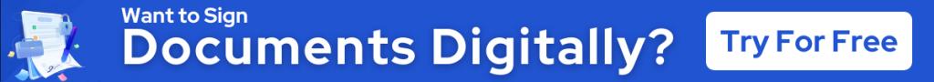 sign PDF digitally